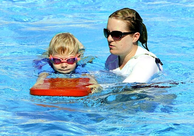 Are Infant Swim Classes Safe?